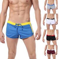 Hot Sexy Men Swim Wear Men's Surf Beach Wear Swimming Trunks Shorts Boxer Briefs
