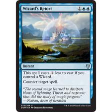 MTG Dominaria * Wizard's Retort