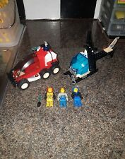 Lego Jack Stone sets 4604 Police Helicopter & 4605 Fire Response SUV