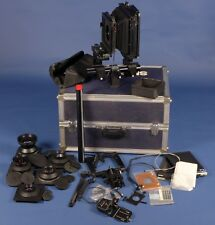 SINAR P2 black 5x APO Sinaron Rodenstock lenses large format camera meter