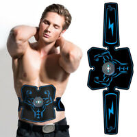 EMS Ultimate ABS Simulator Waist Training Body Abdominal Muscle Exerciser pro ZE