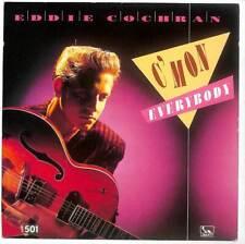 "Eddie Cochran - C'Mon Everybody - 7"" Vinyl Record Single"