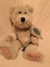 Boyds Bears Plush JB Bean...signed by designer Gae Sharp