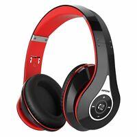 Mpow 059 Wireless Bluetooth Headphone Foldable HiFi Stereo Bass Over Ear Headset