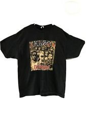 Vtg 2002 Korn Untouchables Pop Sux US Tour Band Concert Men's XL Black Shirt