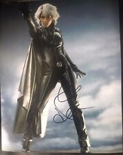 Halle Berry X MEN Signed 10x8 Photo AFTAL OnlineCOA (A)