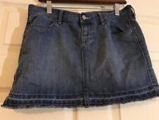 Old Navy Women's Short Denim Skirt Size 4