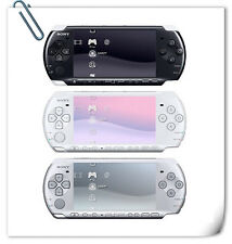 SONY PSP 300X Portable 3k Slim System Console Black White Silver Refurbished