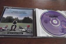 (CD) GEORGE HARRISON - All Things Must Pass [Special Advance Sampler] / PROMO