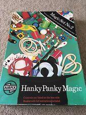 Vintage HANKY PANKY MAGIC SET No. 2 Game