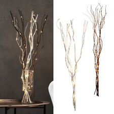 LED Lights Branches 60/90cm Micro Draht-Lichterkette With Cell Willow´S Twigs