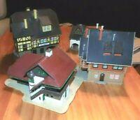 N 1:160 Vollmer Pferdestall 7521 Dorf Bahnhof Rathaus Kleinstadt Wohnhaus