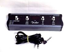 FENDER MUSTANG MS4 FOOT SWITCH PEDAL