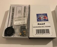 Décodeur Sound 141R HJ2041/50 ESU LokSound V4 + HP Jouef HO SNCF #roco #ree