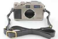 *MINT w/ strap* CONTAX G1 Rangefinder 35mm Film Camera Body From JAPAN