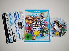 Nintendo Wii U Spiel Super Smash Bros for WII U ~7154