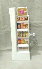 Barbie Supermarket Store Market Shop Plastic Shelves Only