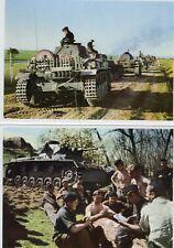 More details for 10 panzer machen weltgeschichte third reich ww2 german tank pcs unused ref t246