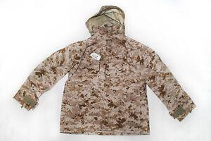 NEW NWU Type II Navy Seal AOR1 GORETEX Digital desert jacket parka MEDIUM MR ML