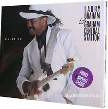 PRINCE CD LARRY GRAHAM Raise Up SEALED album featuring Prince on 3 Tracks
