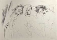 Lisa, Dario, le le, Antonio CICCONE stampa -45 x65cms VINTAGE ORIGINALE LITHO stampa