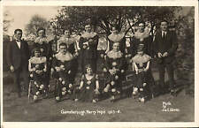 Gainsborough Merry Imps 1925-6 by J. & G. Glover. Pierrots.