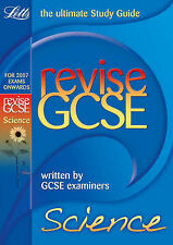 """VERY GOOD"" GCSE The Ultimate Study Guide: Revise Science, Ian Honeysett, Carol"