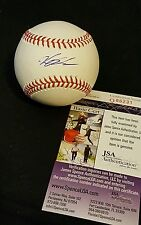 KYLE SCHWARBER SIGNED OFFICIAL MLB BASEBALL - CHICAGO CUBS AUTO JSA