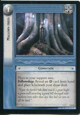 Lord Of The Rings CCG FotR Card 1.U54 Mallorn Trees