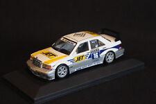 Minichamps Mercedes-Benz 190 E Evo 2 DTM 1990 1:43 #16 Frank Biela (GER) (JS)