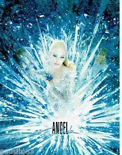 PUBLICITE ADVERTISING 106  1998   Thierry Mugler parfum Angel femme