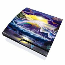 Sony PS3 Slim Console Skin - Passion Fin by David Dunleavy - DecalGirl Decal