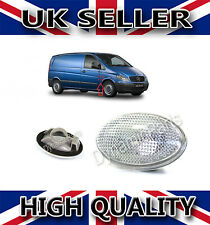 MERCEDES VITO VIANO W639 A CLASS W168 SIDE INDICATOR REPEATER LIGHT LAMP LENS