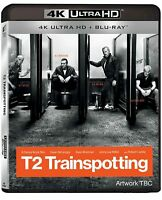T2 Trainspotting (4K + Blu-ray) - Come nuovo