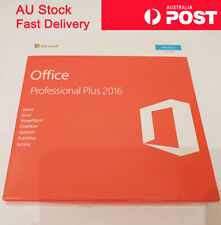 Microsoft Office Professional Plus 2016 Product Key DVD Sealed for 1 PC