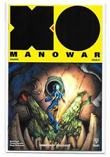 X-O MANOWAR #1 - Nerd Block Exclusive Ryp Variant Cover - NM - Valiant Comics!