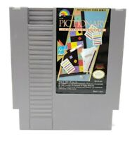 Pictionary Nintendo Entertainment System NES Game Cartridge Only