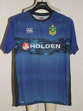Trikot Trikot Maillot Rugby Sport Holden Kangaroos Größe XL