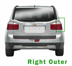 [Chevrolet] Rear Outer Right Tail Lights Lamp For Chevy Orlando 2013-2015
