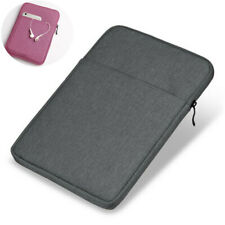 """Tablet Pouch Bag Shockproof Cover Sleeve Case 11"""" For Laptop 10"""" Protective iPad"""