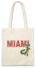 Miami Gators Shopper Shopping Bag Back to Team Symbol Sign The Logo Future