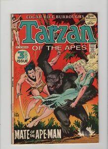 Tarzan #209 - Mate Of The Ape-Man - 1972 (Grade 7.5) WH