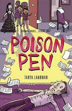 Poison Pen by Tanya Landman BRAND NEW BOOK (Paperback, 2013)