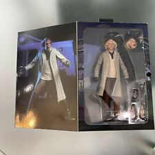 NECA Back to the Future ULTIMATE DOC BROWN 7? Figure BTTF New In the Box