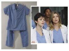 GREY'S ANATOMY Screen Used DR. REED'S SCRUBS Production Wardrobe NORA ZEHETNER