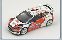 Ford Fiesta RS WRC No.6 Monte Carlo 2012 Novikov S3342 Spark 1:43 New in a box!