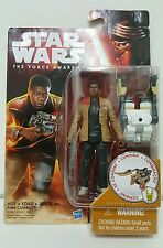 "Finn (Jakku) Star Wars Episode 7 VII The Force Awakens 3.75"" INCH"