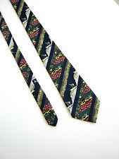 GOLD TOWER Cravatta Tie 100% RASO SATIN NUOVA NEW ORIGINALE