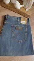 * WRANGLER 1947 Wrangler Canyon Texas Herren Hose Jeans Regular Fit W30 L32 NEU