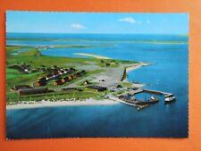 Ak. Ansichtskarte. Postkarte. BRD. Insel Sylt. Lister Hafen + Ellenbogen. color.